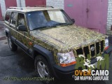 NEW FOR 2016 camuflage kamish kiev ukraine car wrapping ARB бампер
